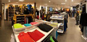Ons assortiment bedrijfskleding in de winkel nabij Varsseveld.